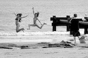 """Beach Gymnastics"" by Bill Klein"