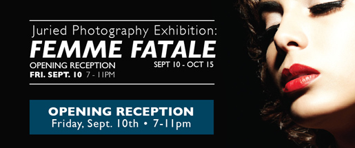 Femme Fatale Photo Exhibition