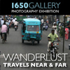 WANDERLUST Photography Exhibition
