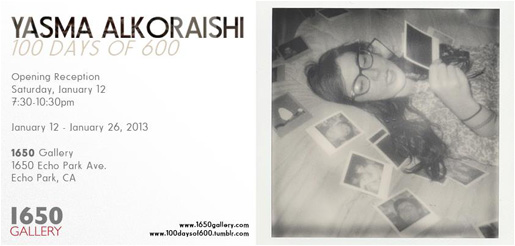 Yasma Ali Alkoraishi Photography Exhibition