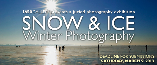 Snow & Ice 2013 Photography Exhibition