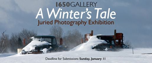 A Winters Tale Photography Exhibition