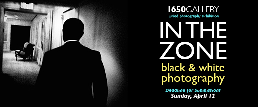 In the Zone Black and White 2015 Photography Exhibition