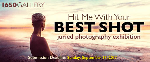Hit Me With Your Best Shot Photography Exhibition