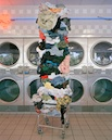 """Laundry Totem"" by David Welch"