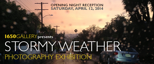 Stormy Weather 2014 Photography Exhibition
