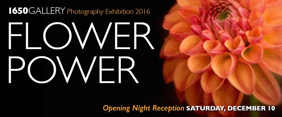 Flower Power 2016 Photography Exhibition